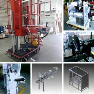 Design and manufacture of machines